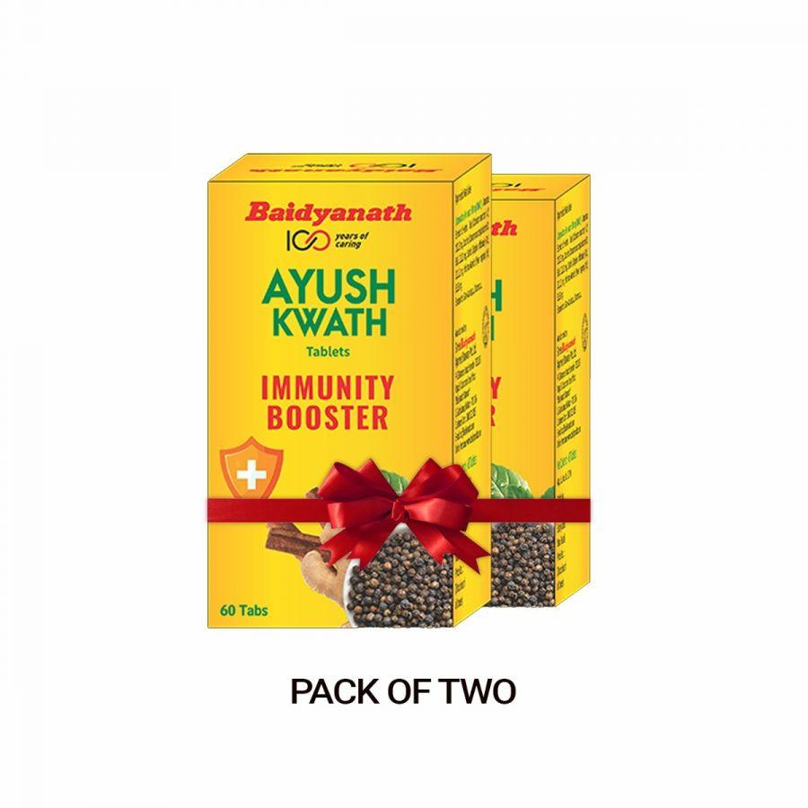 Ayush Kwath Tablet - Pack of 2