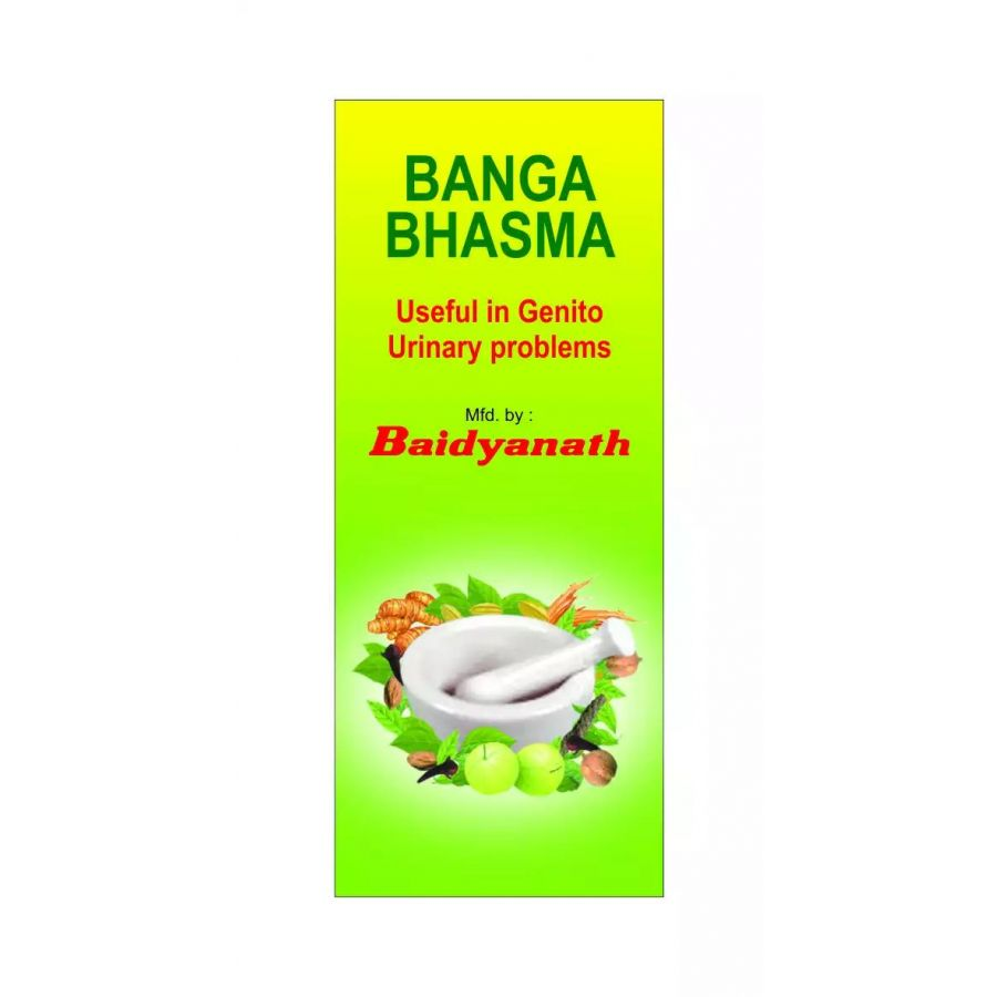 Banga Bhasma