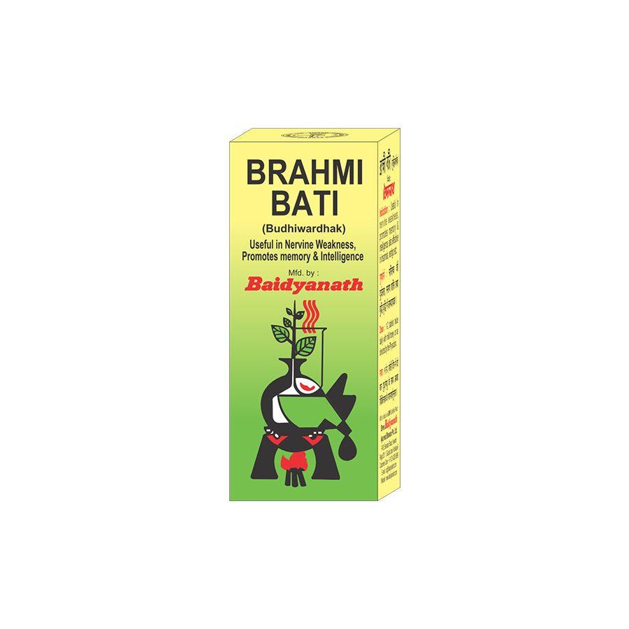 Brahmi Bati (Buddhi Vardhak)