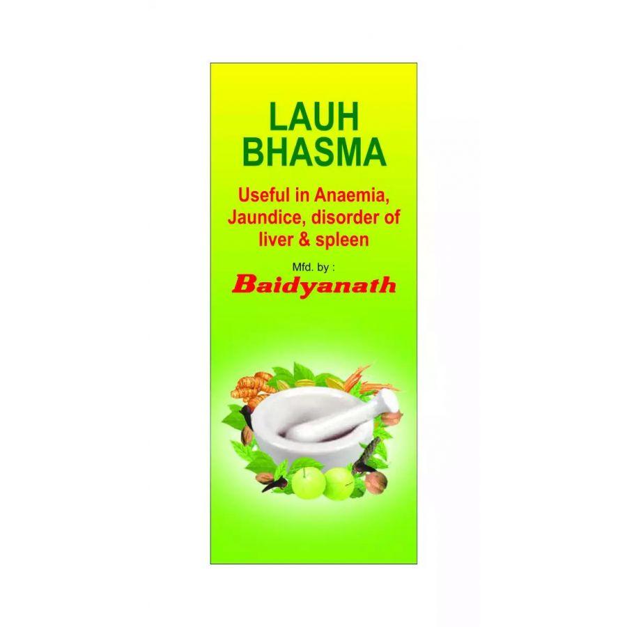 Lauh Bhasma (Sataputi)