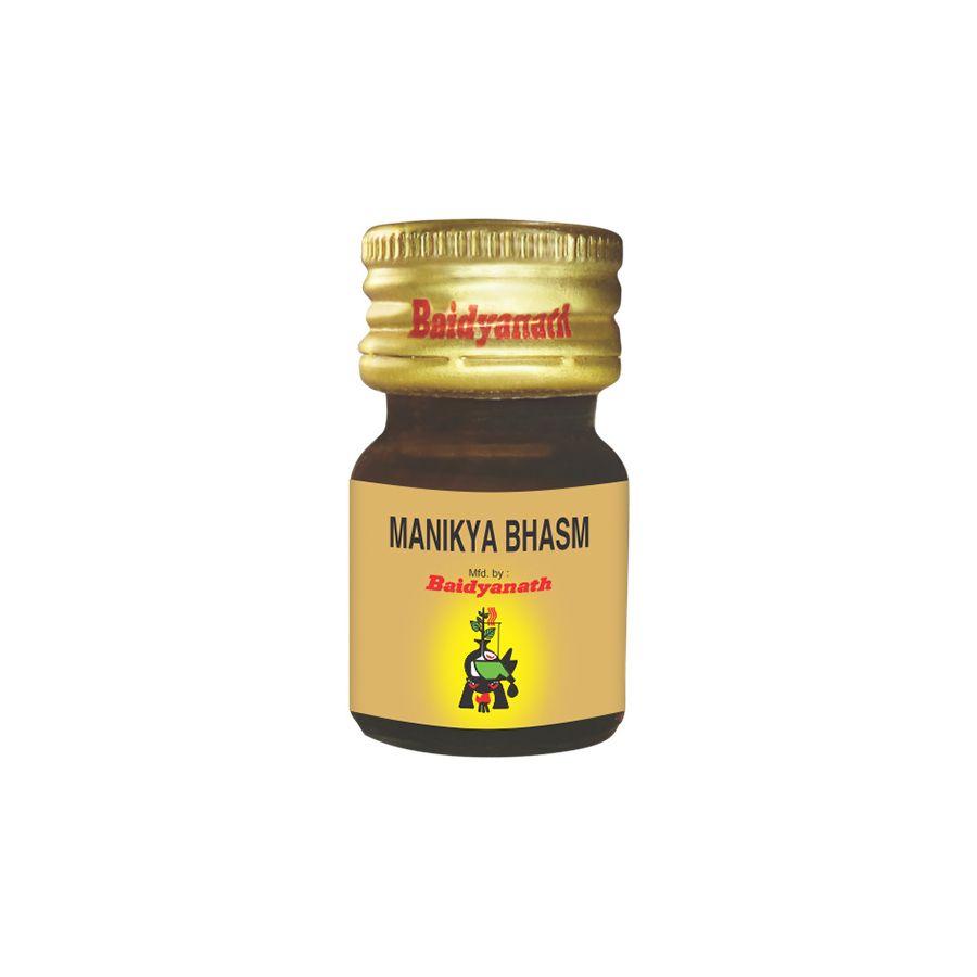 Manikya Bhasma