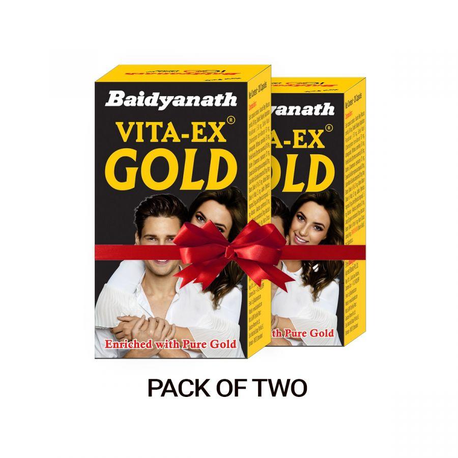 Vita-Ex Gold - Pack of 2