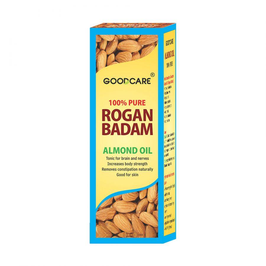 Rogan Badam Oil