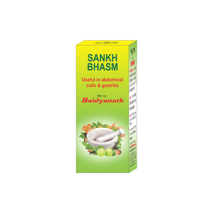 Shankha Bhasma